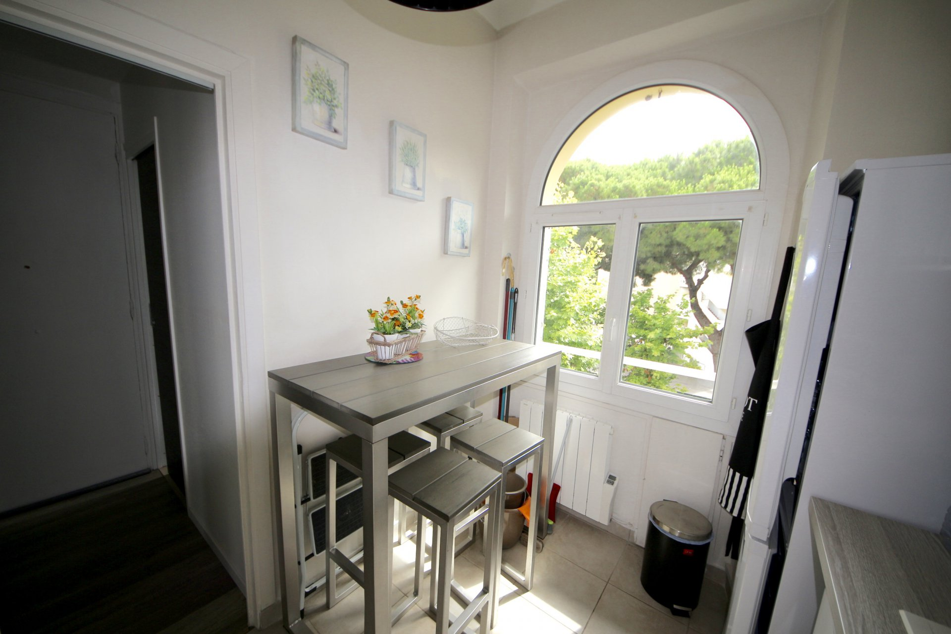 Cannes Arrière-Croisette, Superb charming apartment 5mn walking from the Croisette and the beach