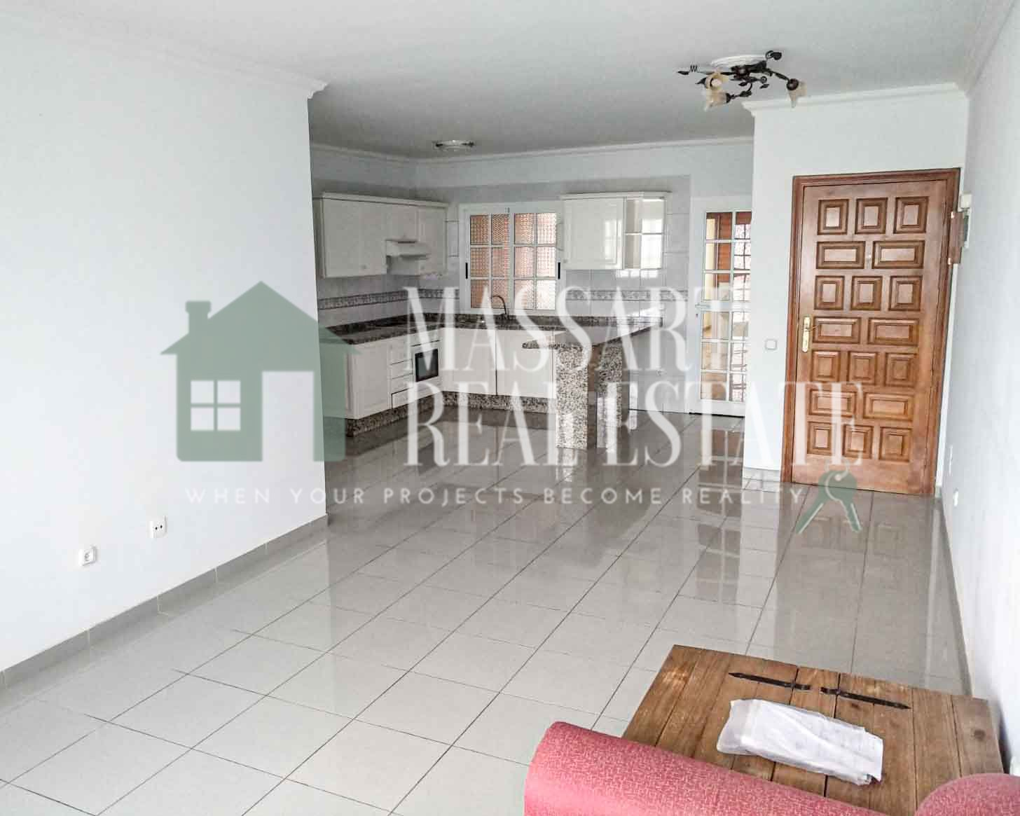 For rent Apartment San Isidro 3bd - 750 €