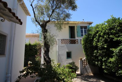 Villa with swimming pool - Cap d'Antibes