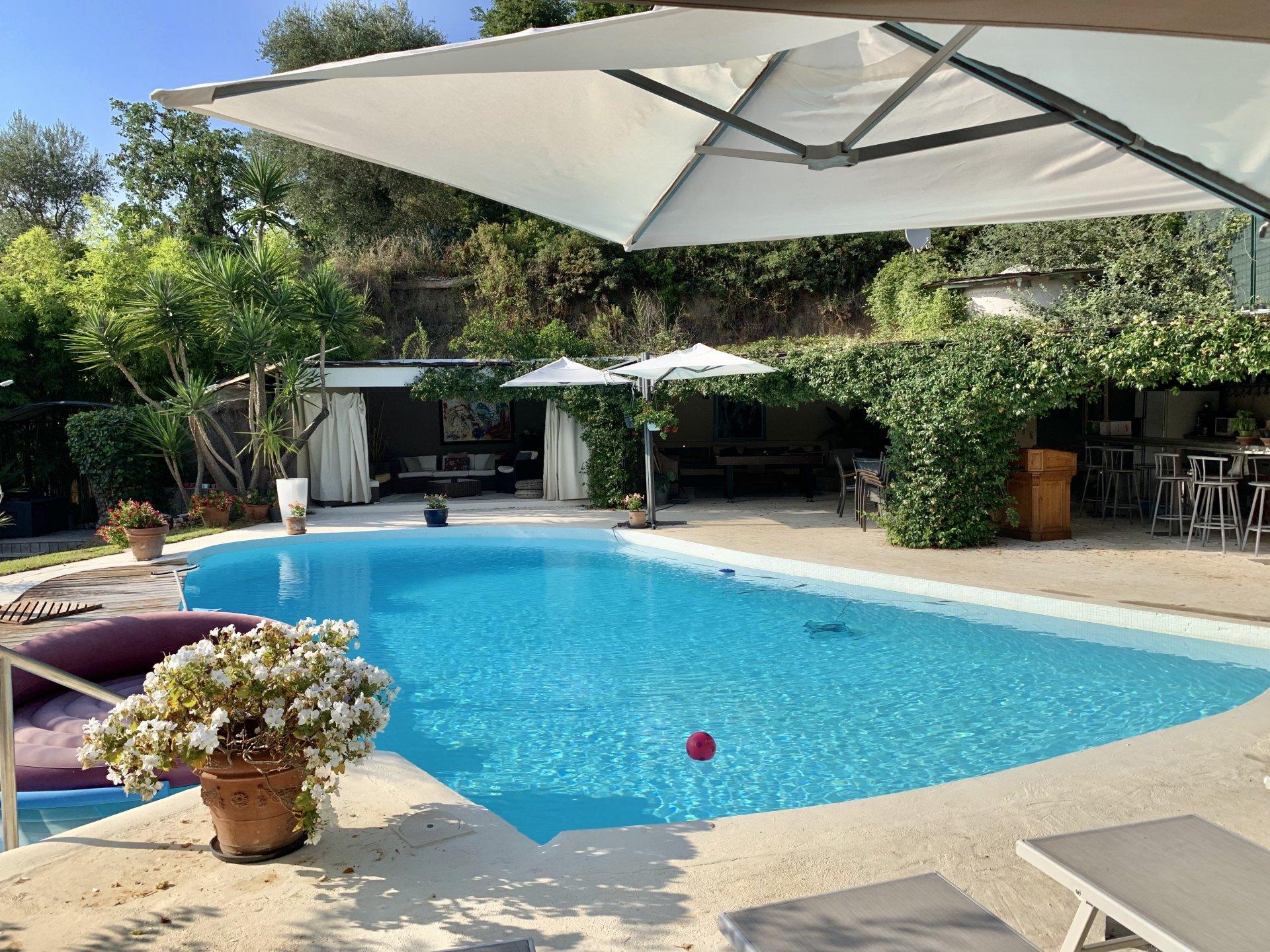 Nice Ouest superbe villa