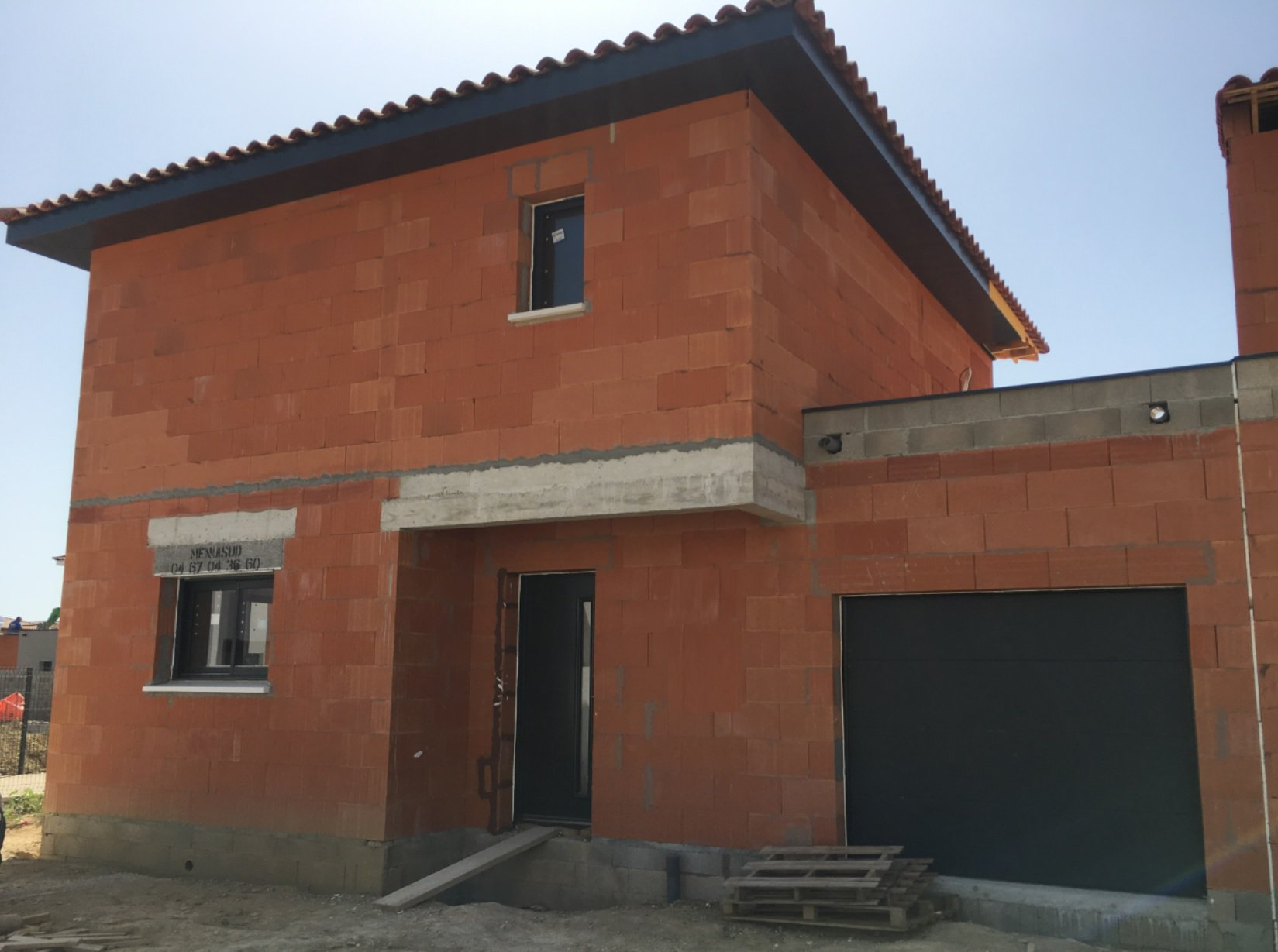 Villa T5 neuve avec garage