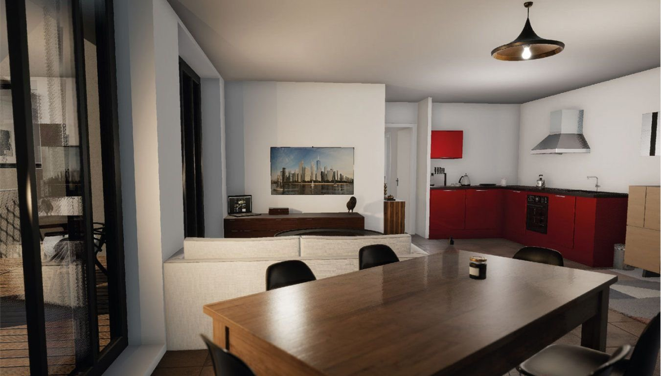 Vente Appartement - Bordeaux