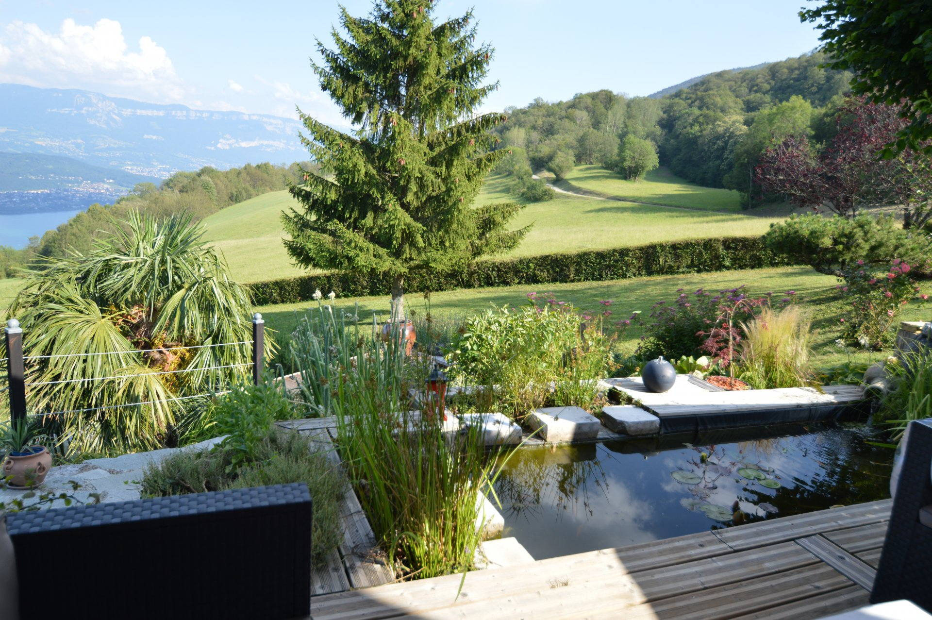 House 4 rooms on the heights of Lake Bourget