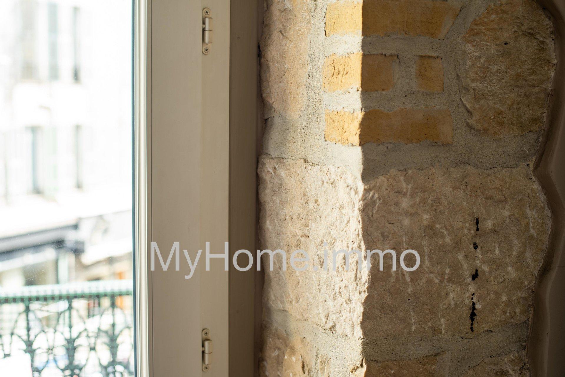 3 Pièces avec balcon -Etage élevé