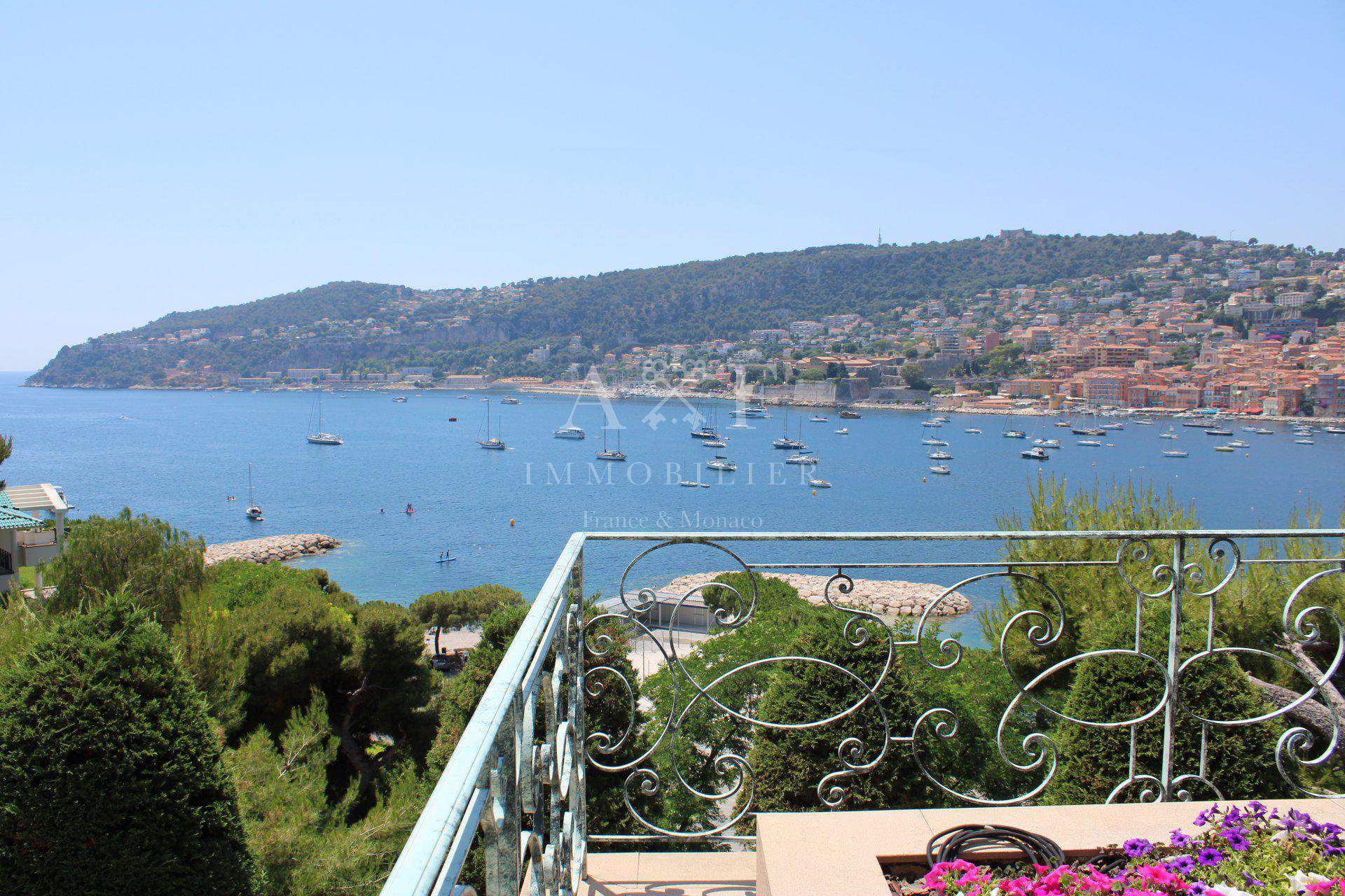 Rare Villa - Villefranche sur mer