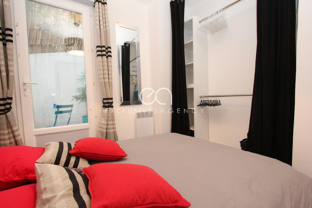 For sale 1-bedroom apartment Cannes Center 50m from the Beaches of La Croisette