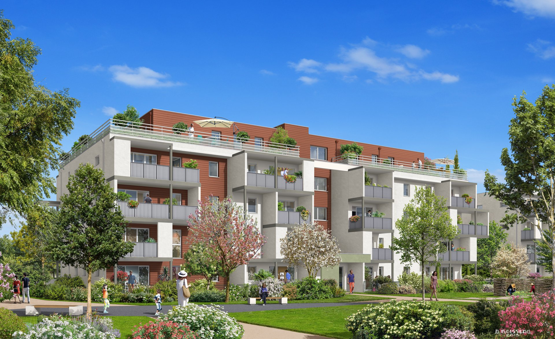 Vente Appartement - Bruges