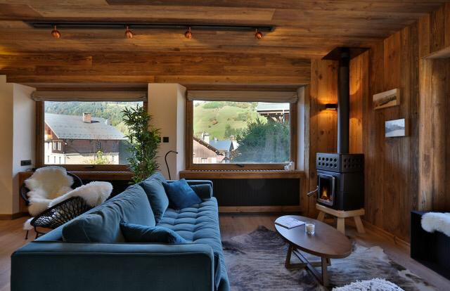 Apartment Christiana Chalet in Megeve