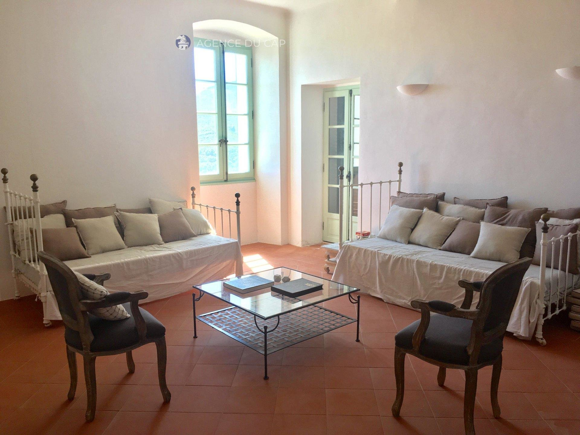 Northern Corsica -  Rogliano- Master house to rent short term-