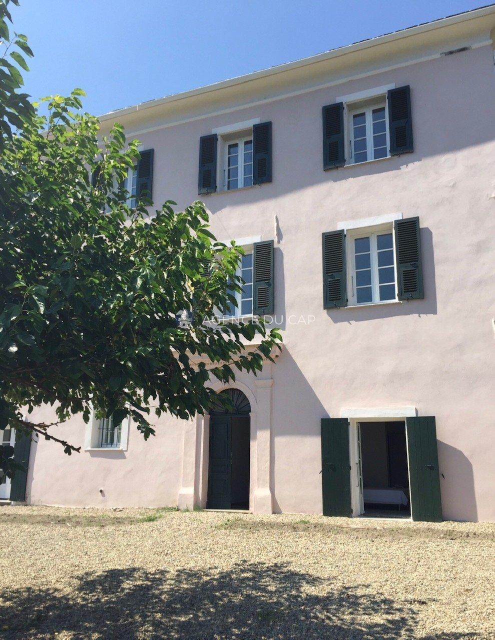 Maison de Maître dans le cap Corse