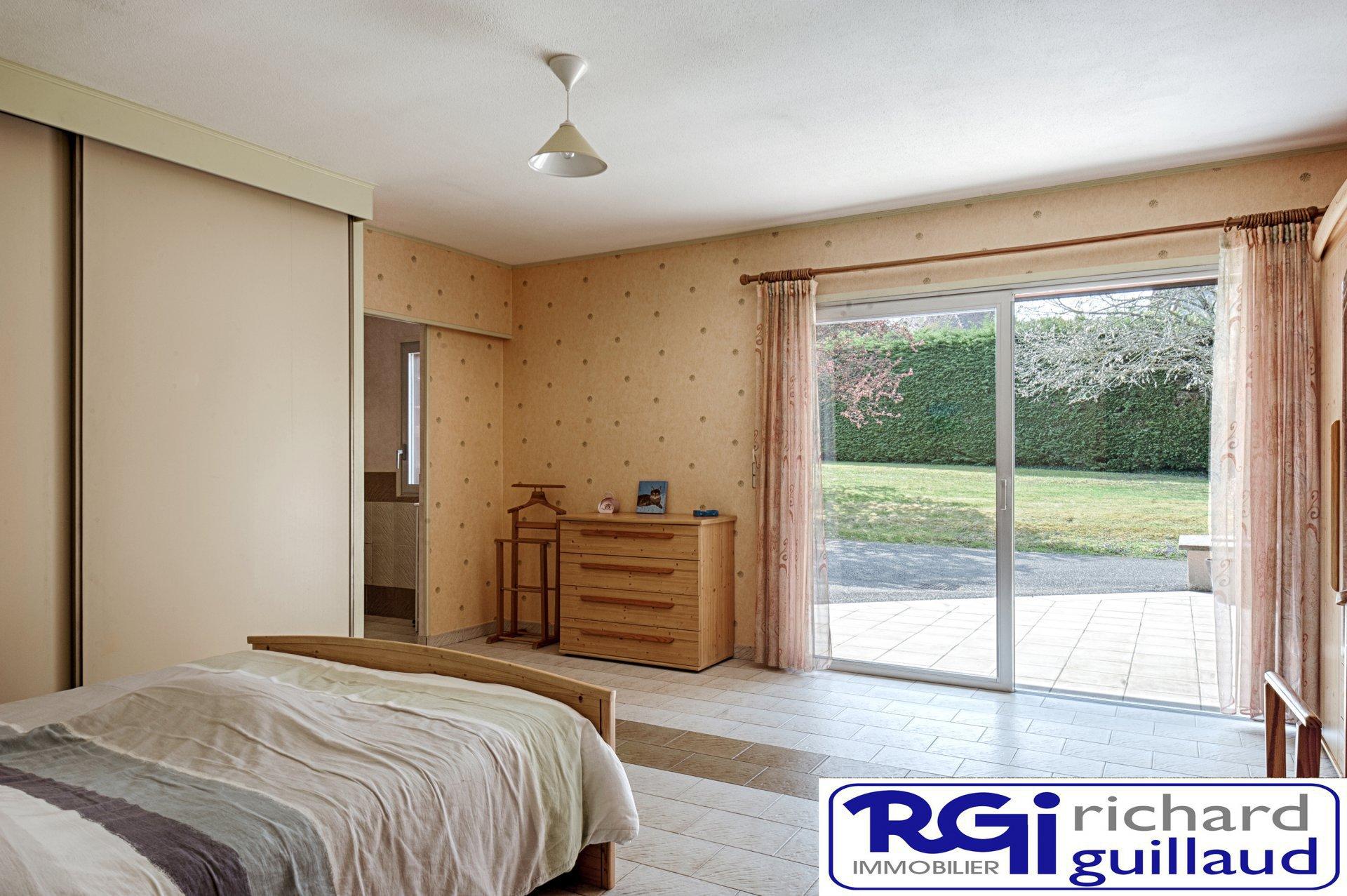 VILLA PLAIN PIED 4 chambres + Bureau