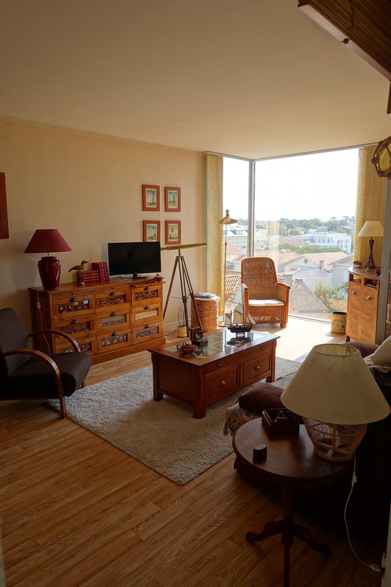 Appartement T2 -  VAUX sur MER