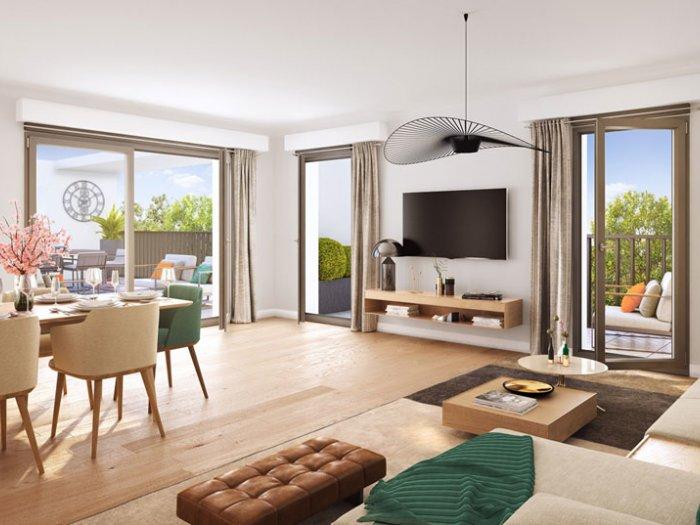 Appartement Quatre Pièces