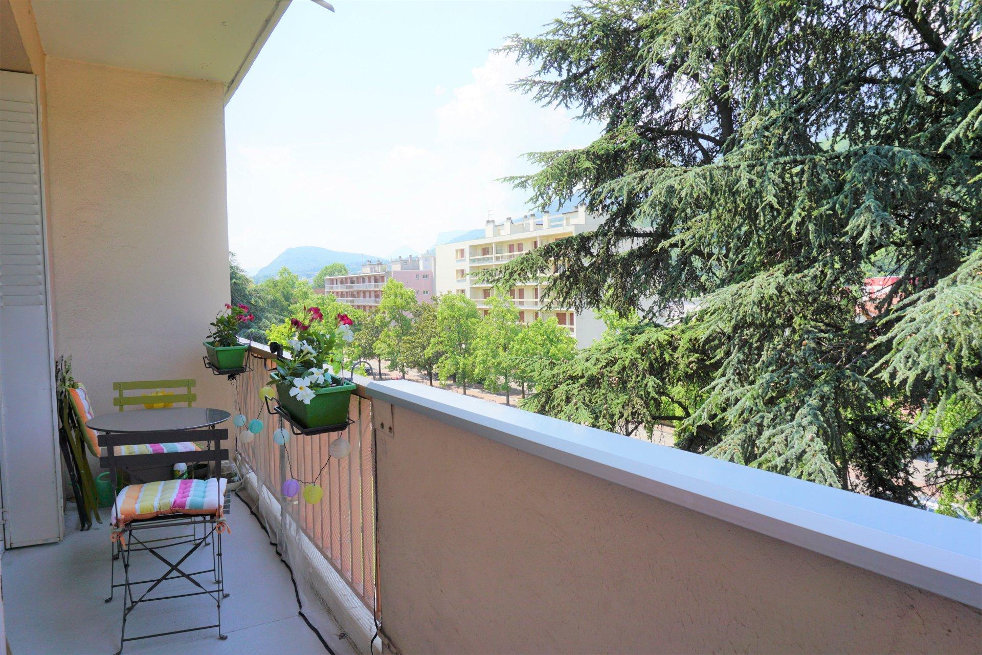 Joli balcon