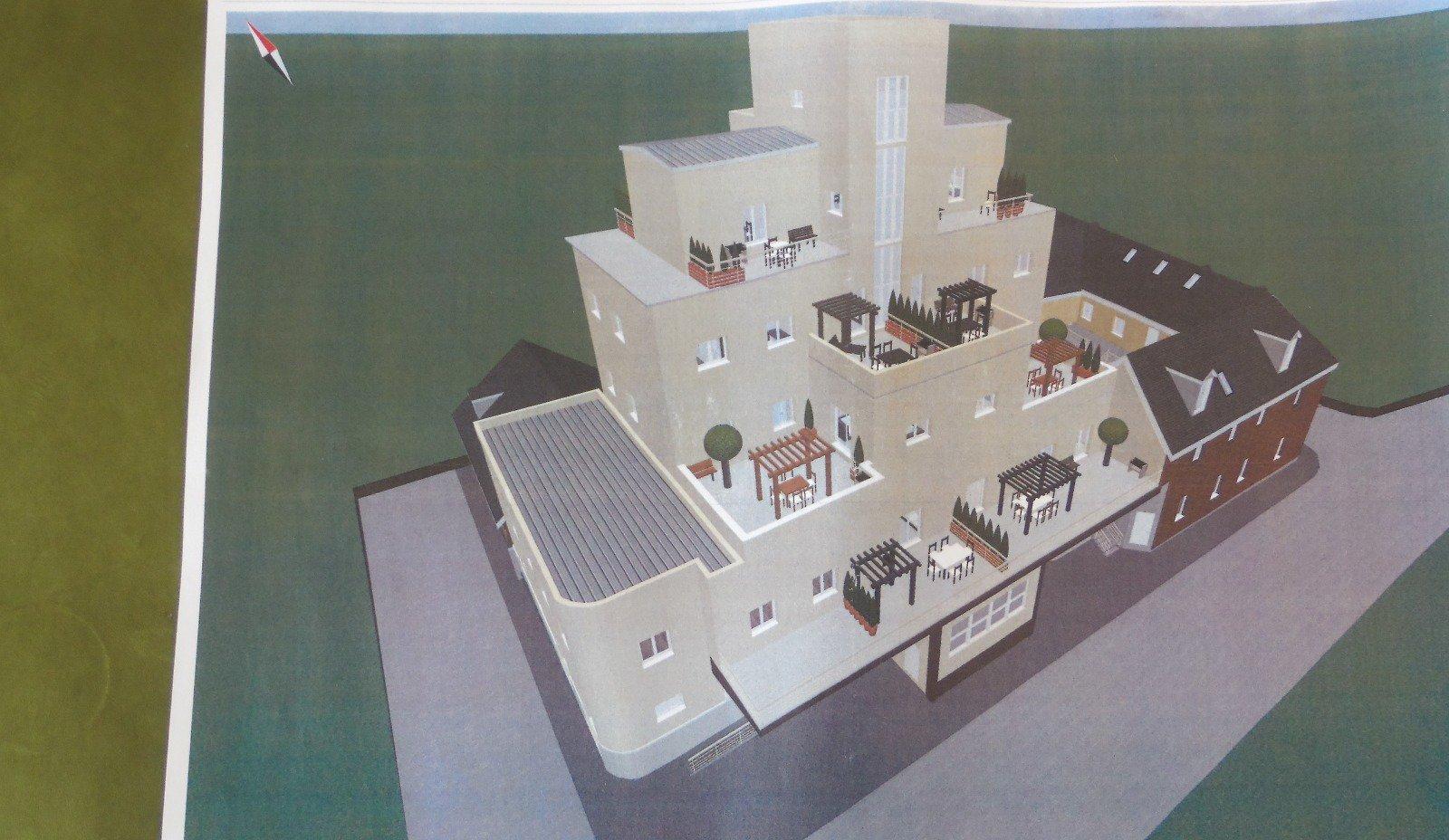 Development Apartment - Damville