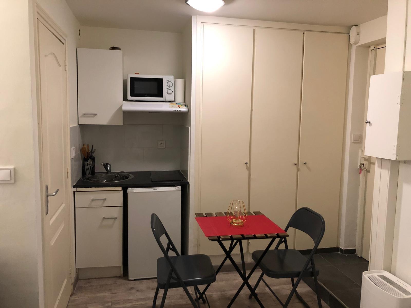 Rental Apartment - Nice Musiciens