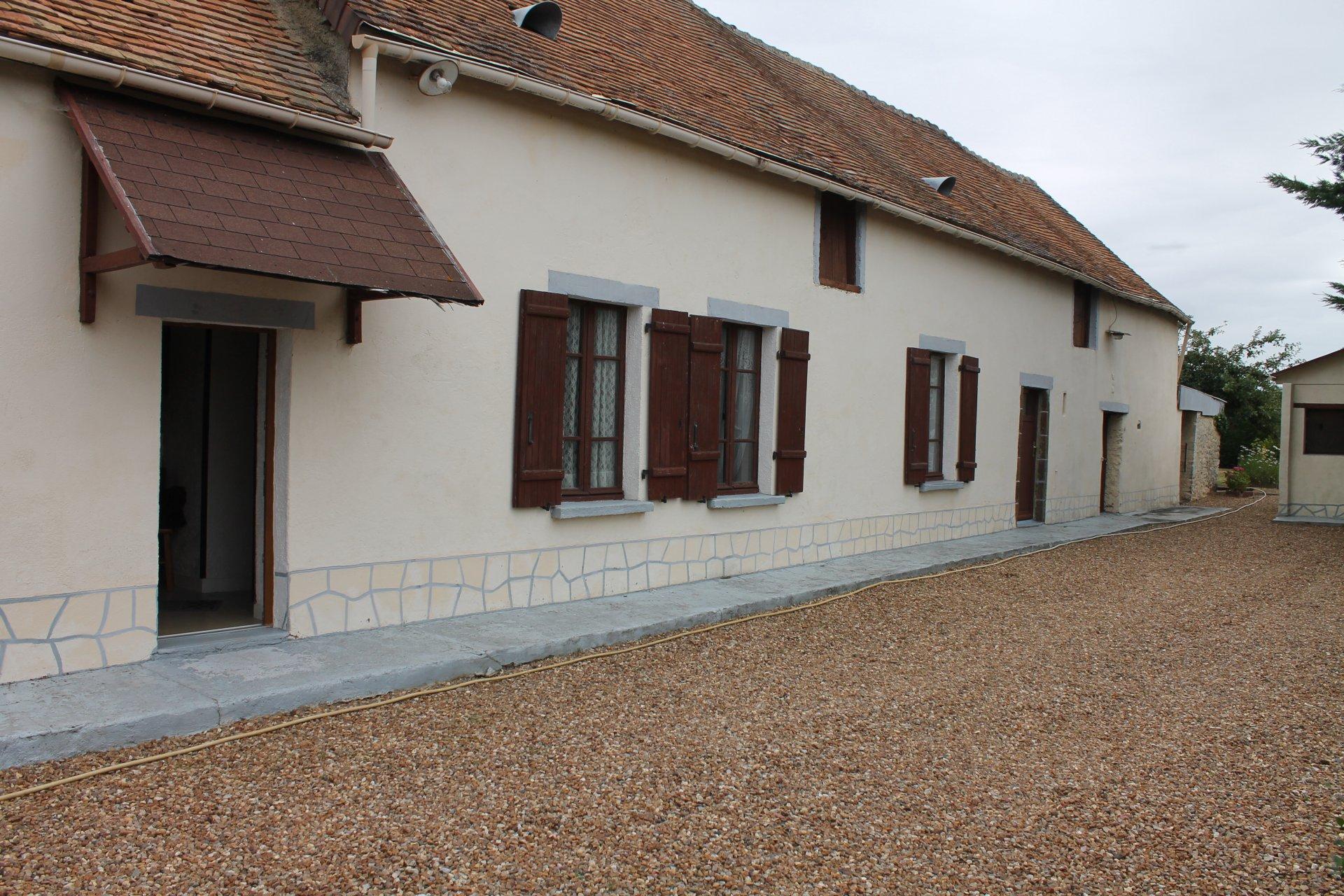 Vente Maison - St Ouen De Mimbre