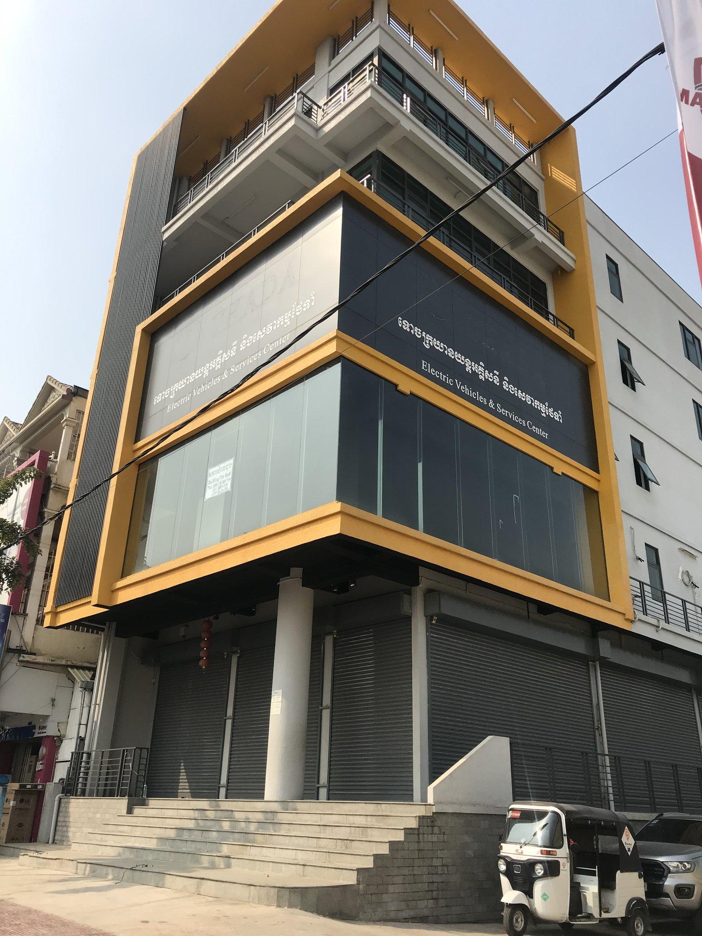 出售 建筑 Sen Sok Tuek Thla