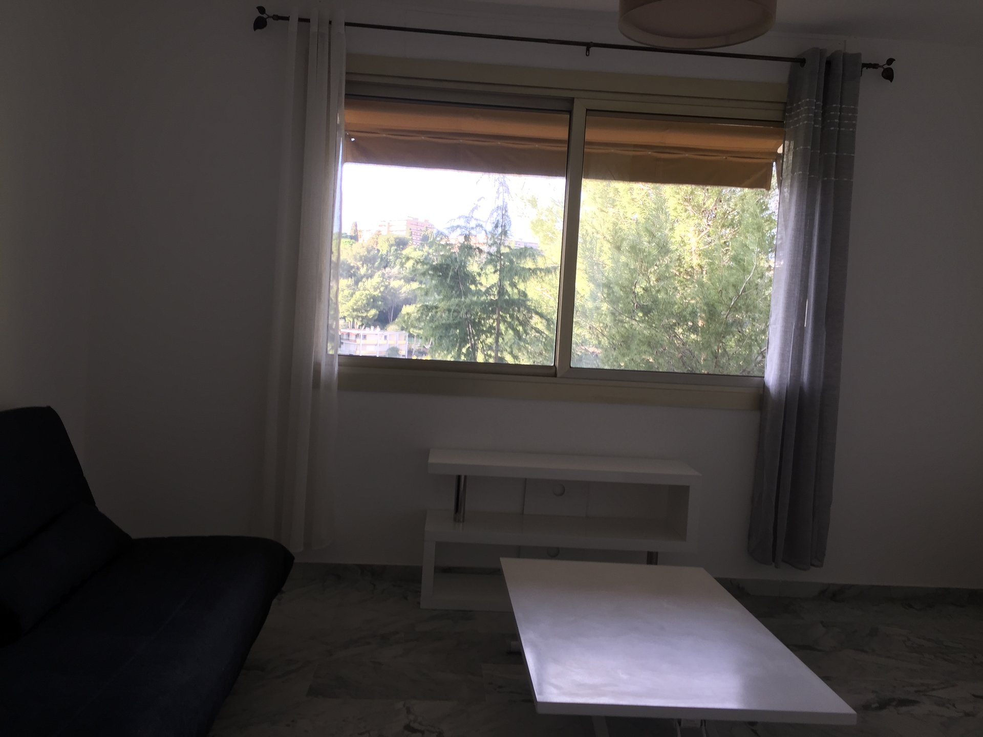 Studio meublé Nice Ouest
