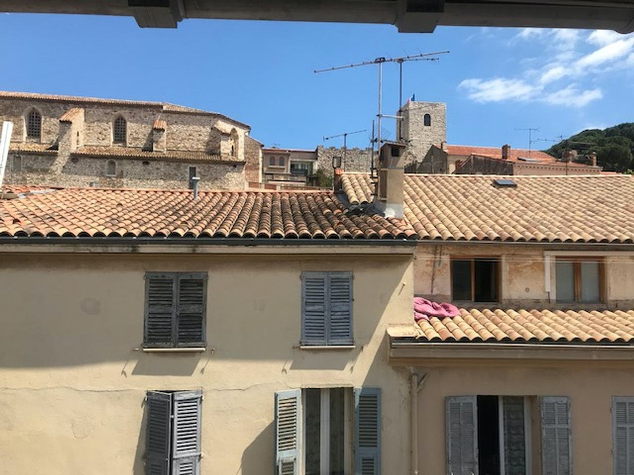 Apartment in Le Suquet in Cannes