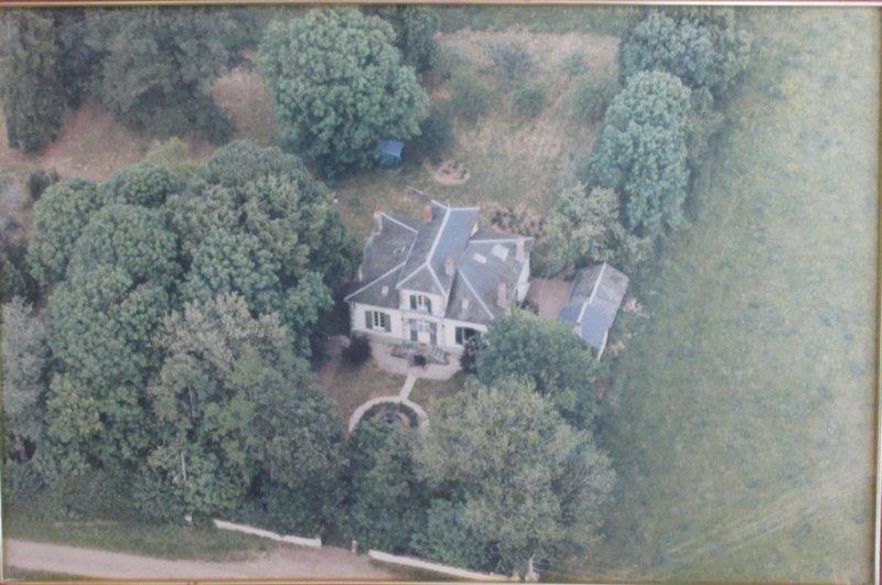Authentiek huis met terrein te koop in de Bourgogne