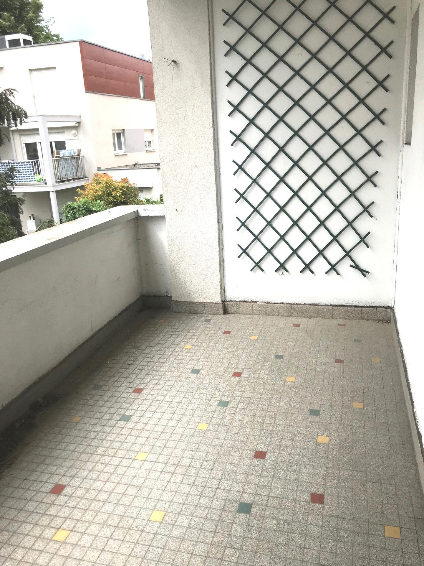 Schiltigheim - Appartement avec terrasse !!