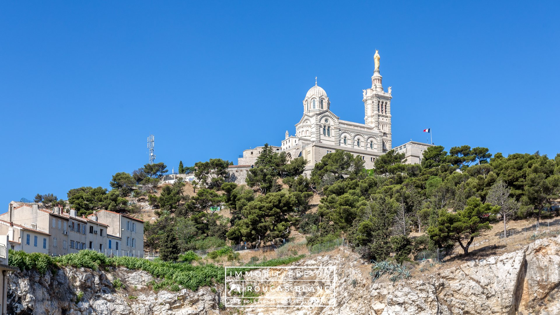 Vauban - Vue imprenable sur Notre Dame de la Garde
