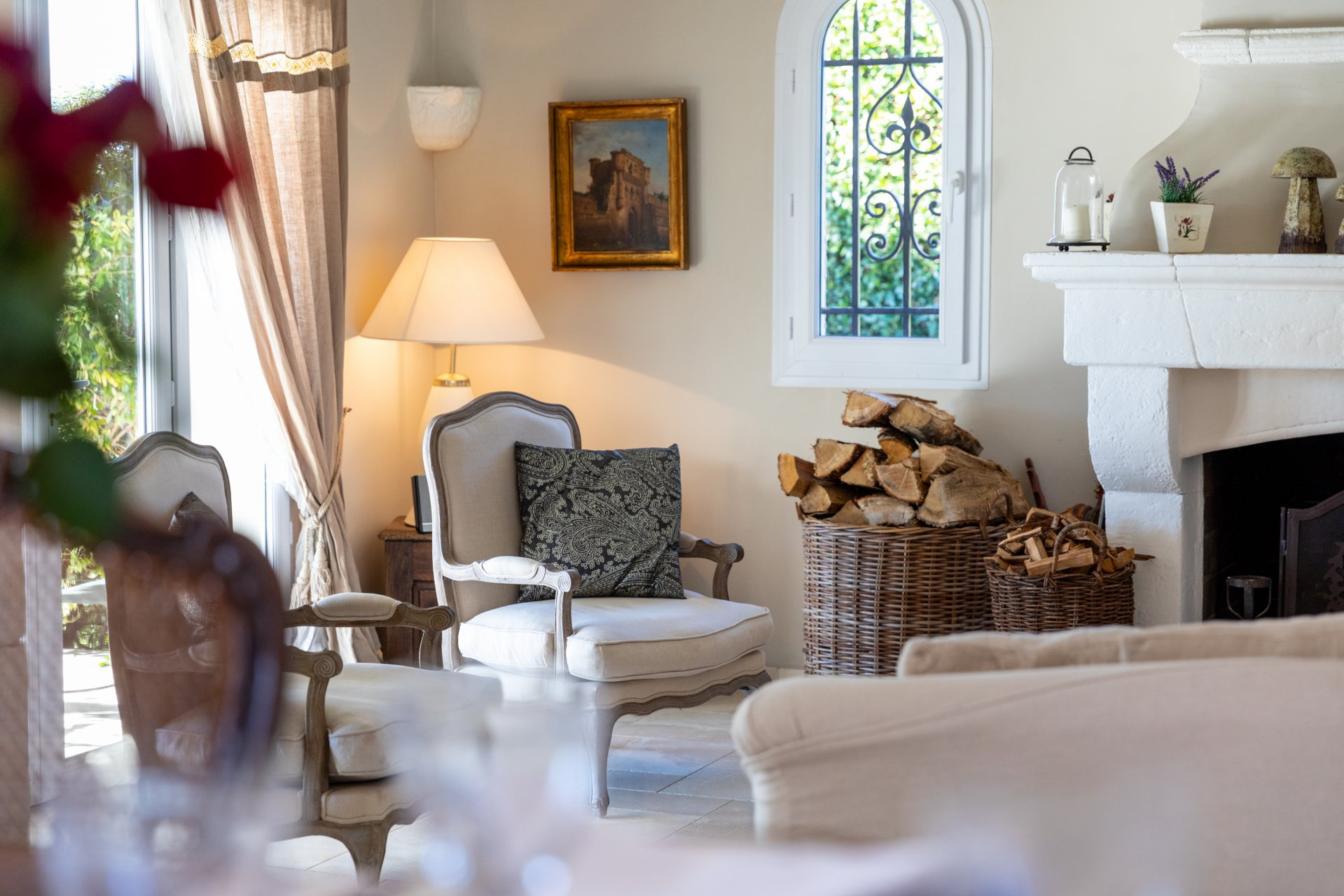 Absolute provencal charm Mougins living