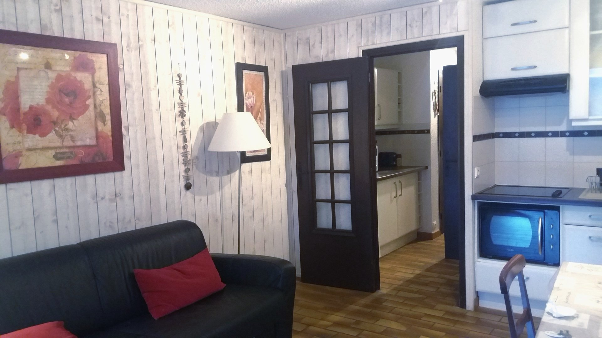 LA COLMIANE 1BedRoom Flat at the foot of SKI Rope