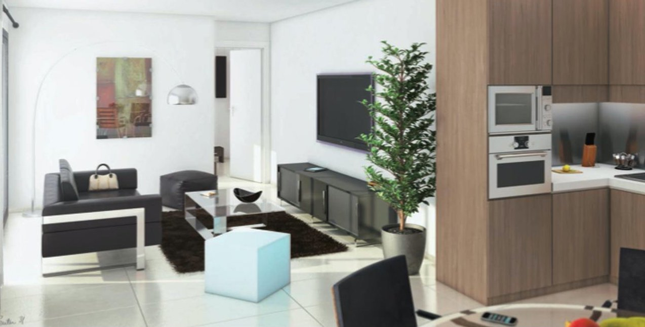 New build in Villefranche-sur-mer with perfect location