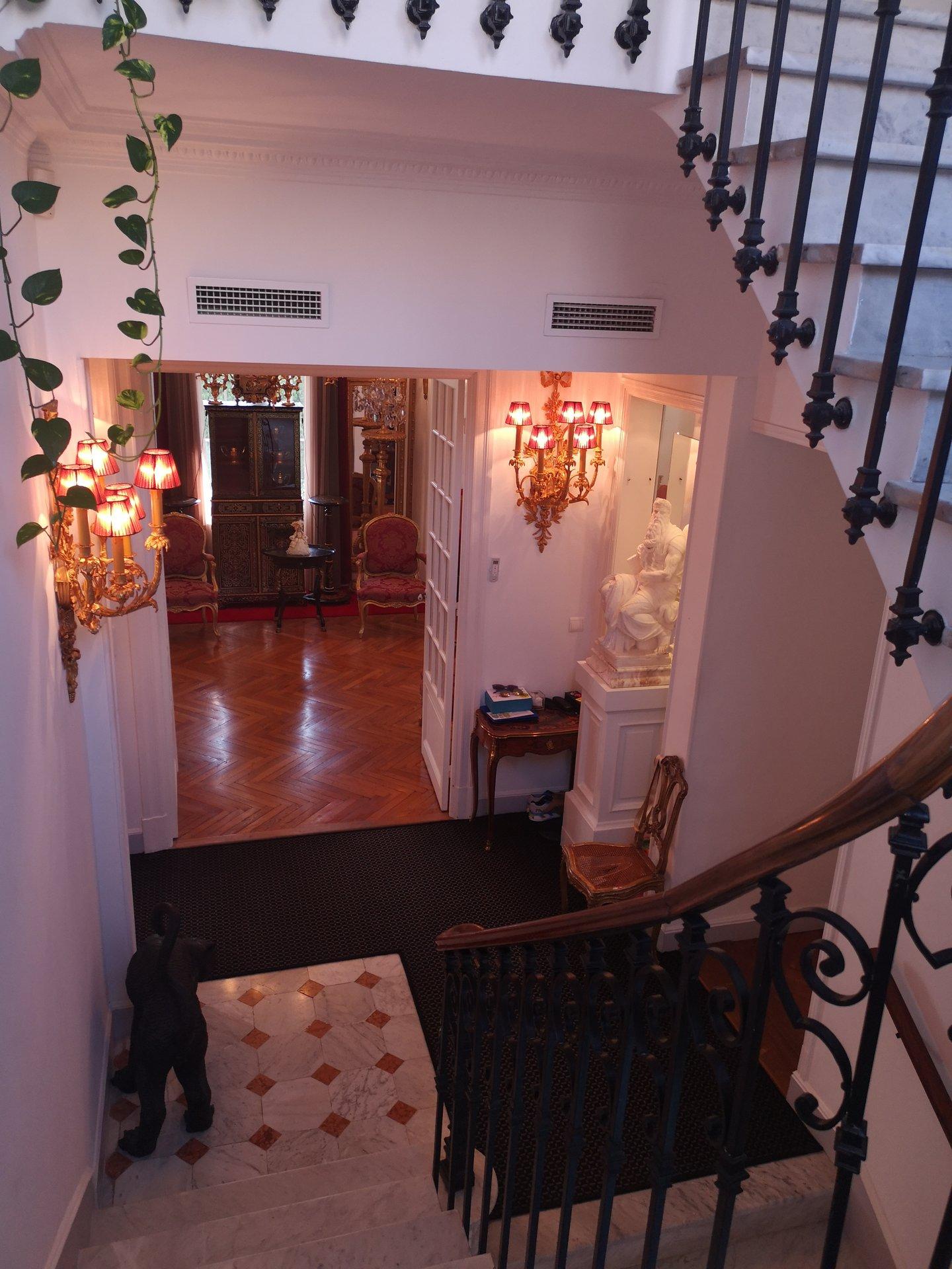 "Nice Fabron maison bourgeoise ""Hôtel particulier"""