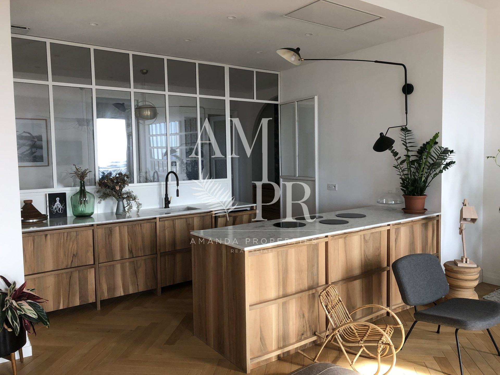 APARTMENT - CANNES - PANORAMIC VIEW