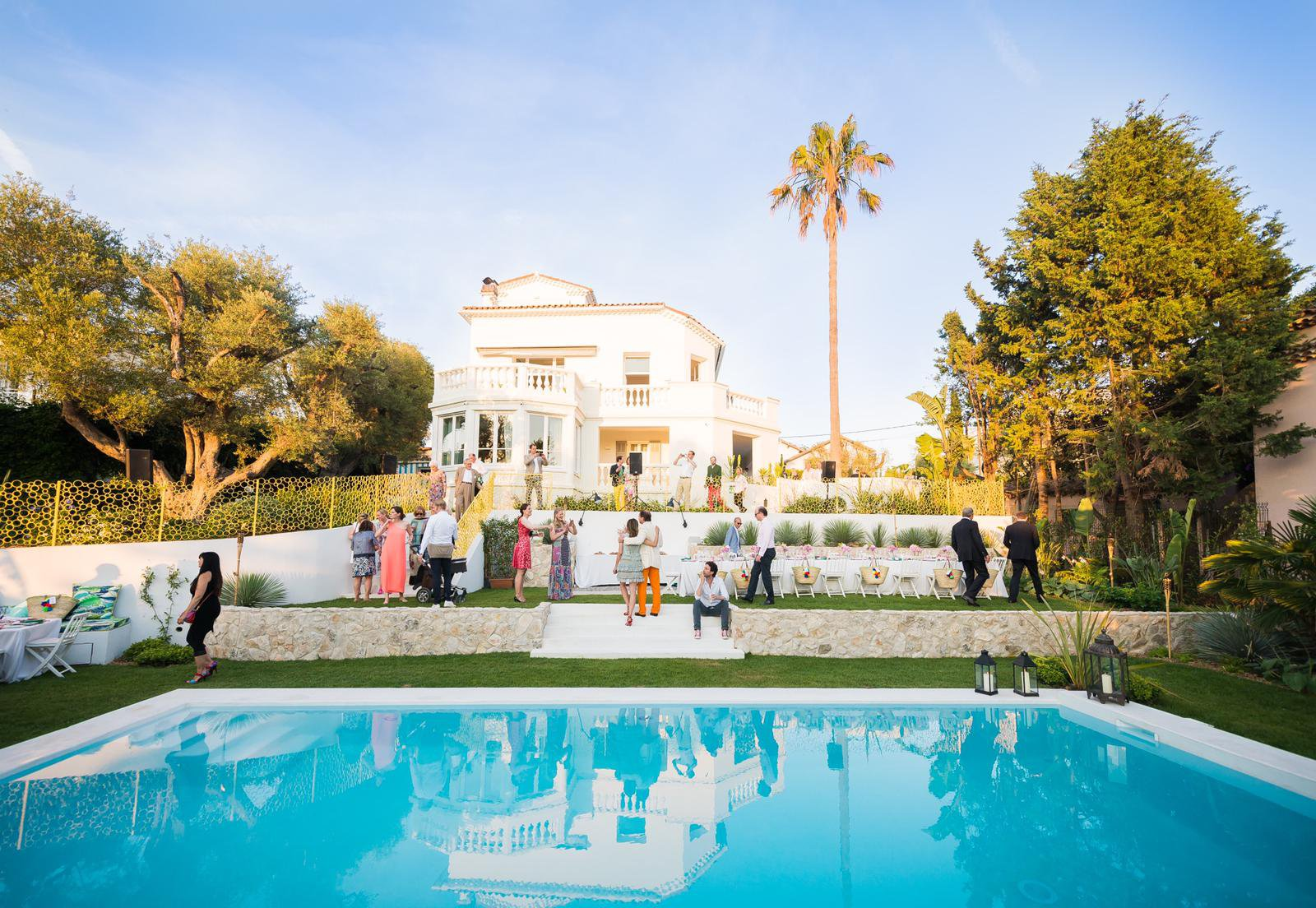 Belle Epoque Villa on the prestigious Cap d'Antibes