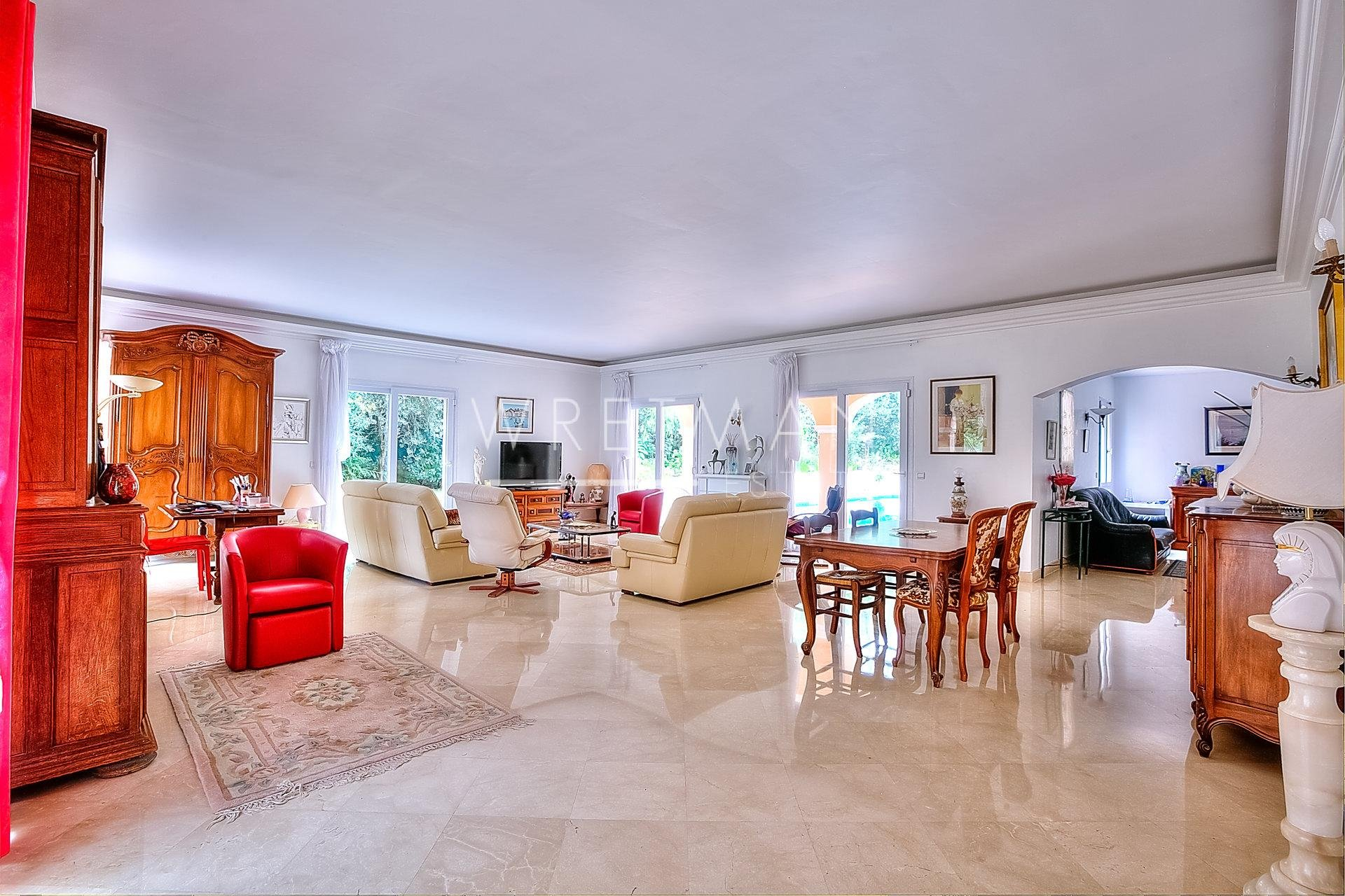 Neo-Provençal house with heated pool - Biot Clausonnes