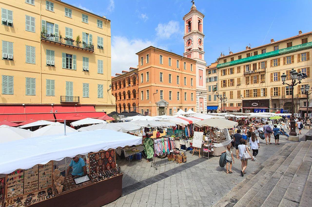Charmant 4P - Nice Vieux Nice