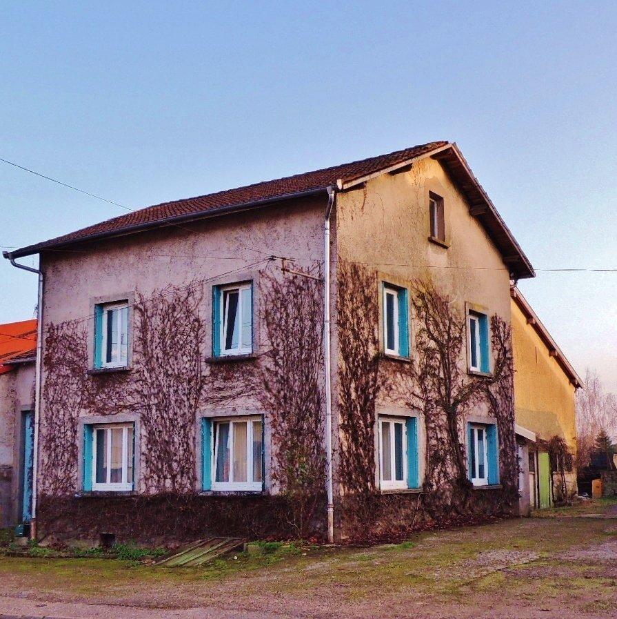 Maison 6 pièces + grand bâtiment