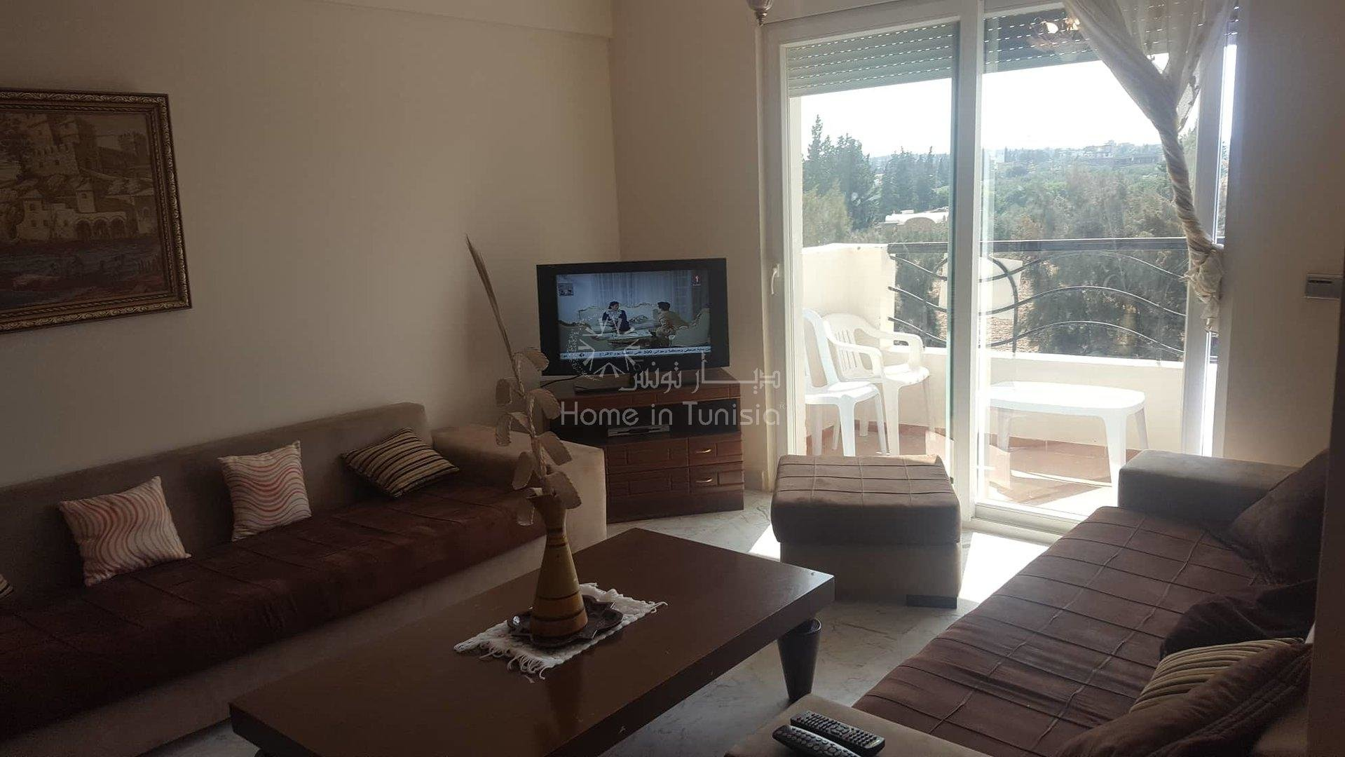 Appartement S+2 à Tantana