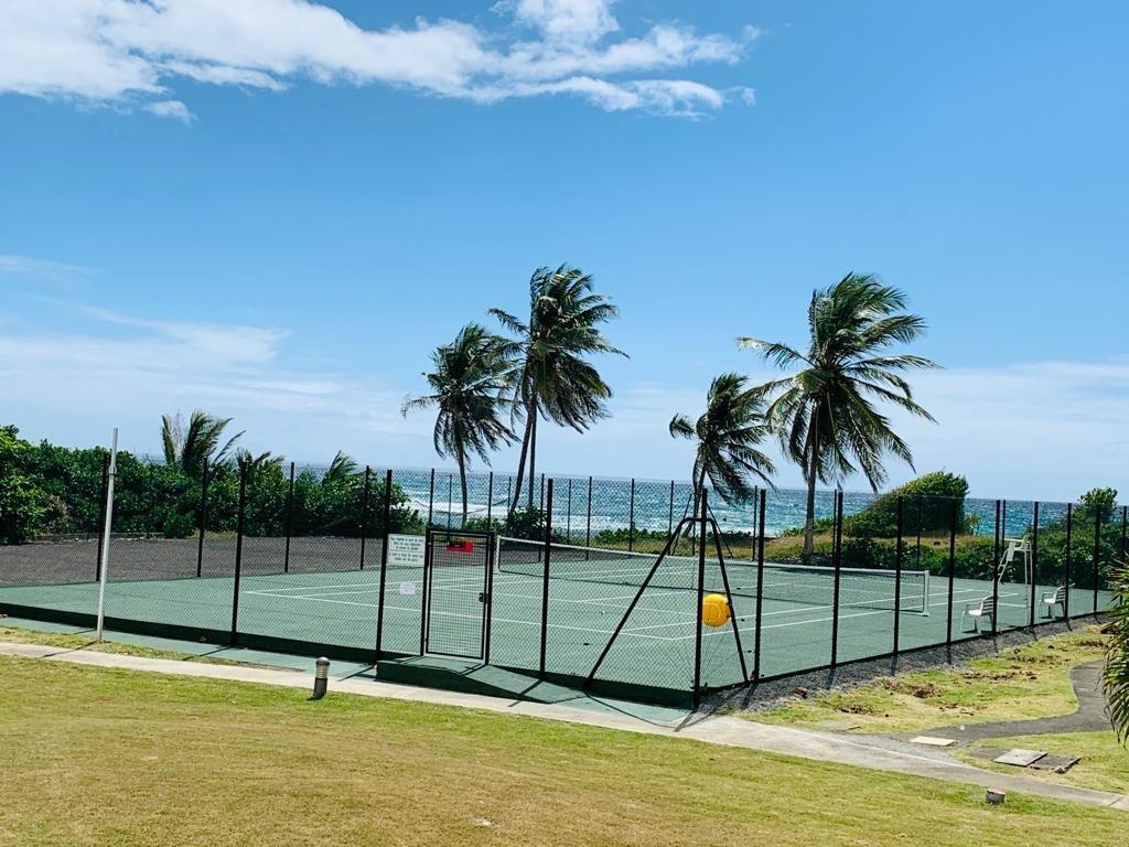Tennis rénovés Domaine de l'Anse des Rochers Saint-François