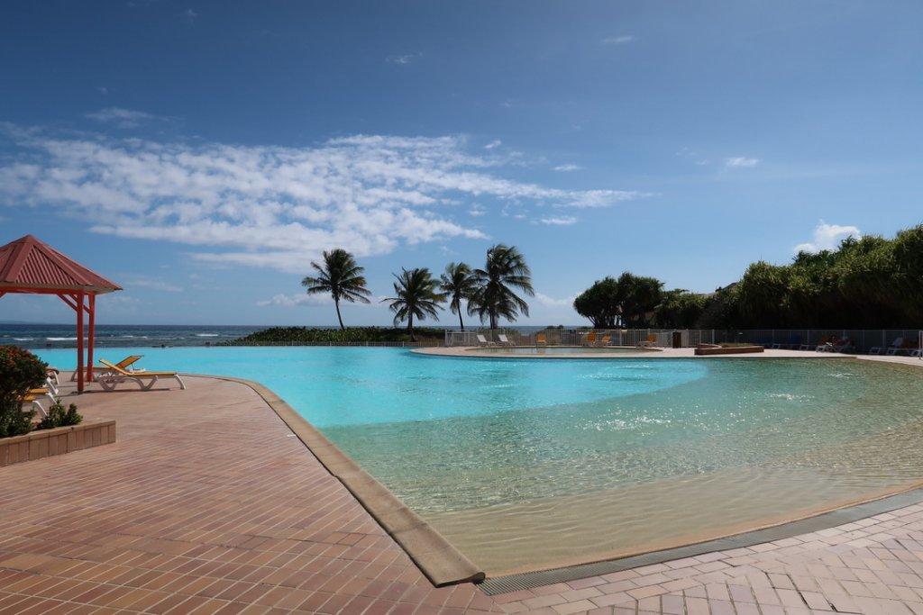 piscine studio anse des rochers saint françois