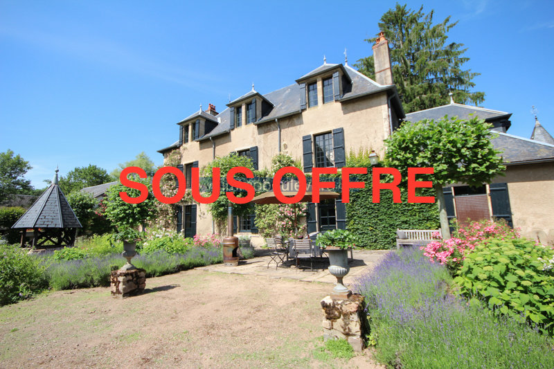 Big property for sale in the Morvan