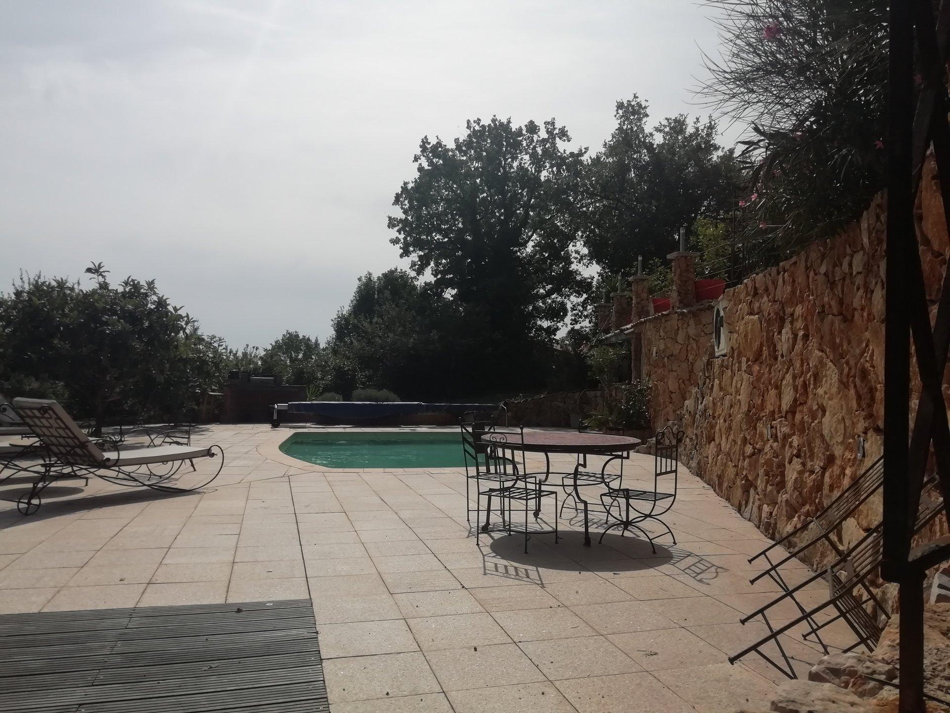 Charming villa in Fayence
