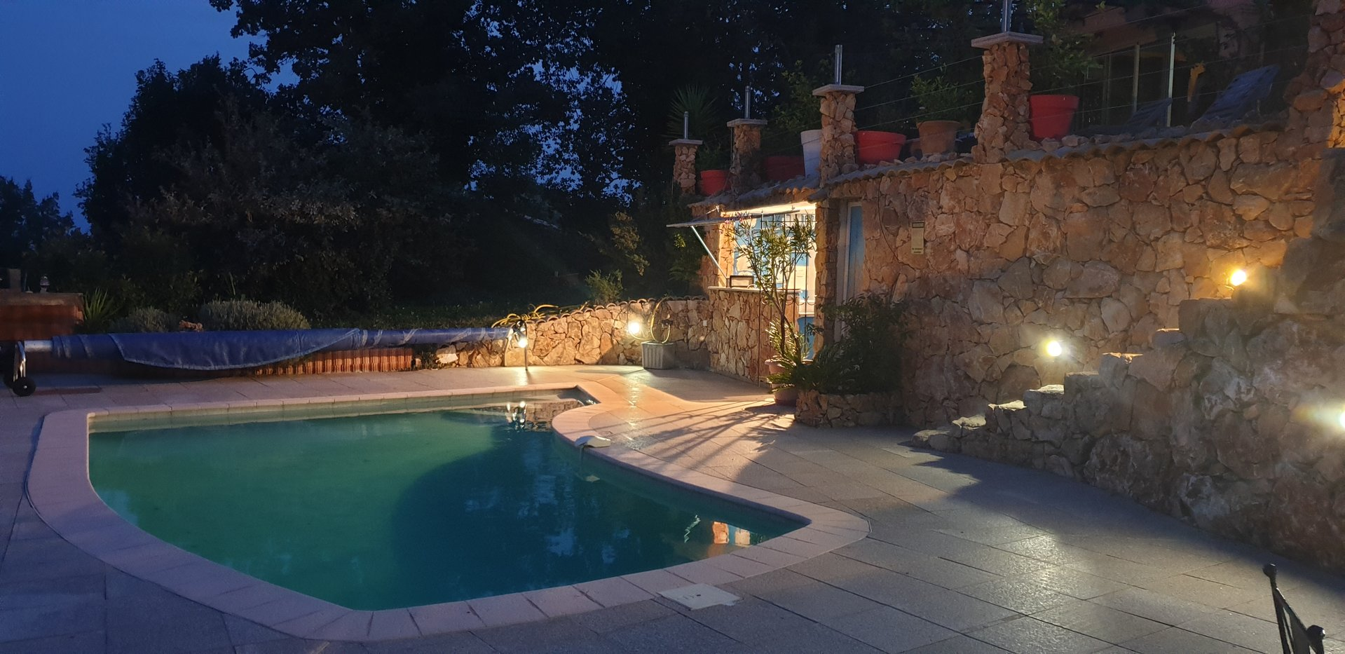 Charming villa in Fayence