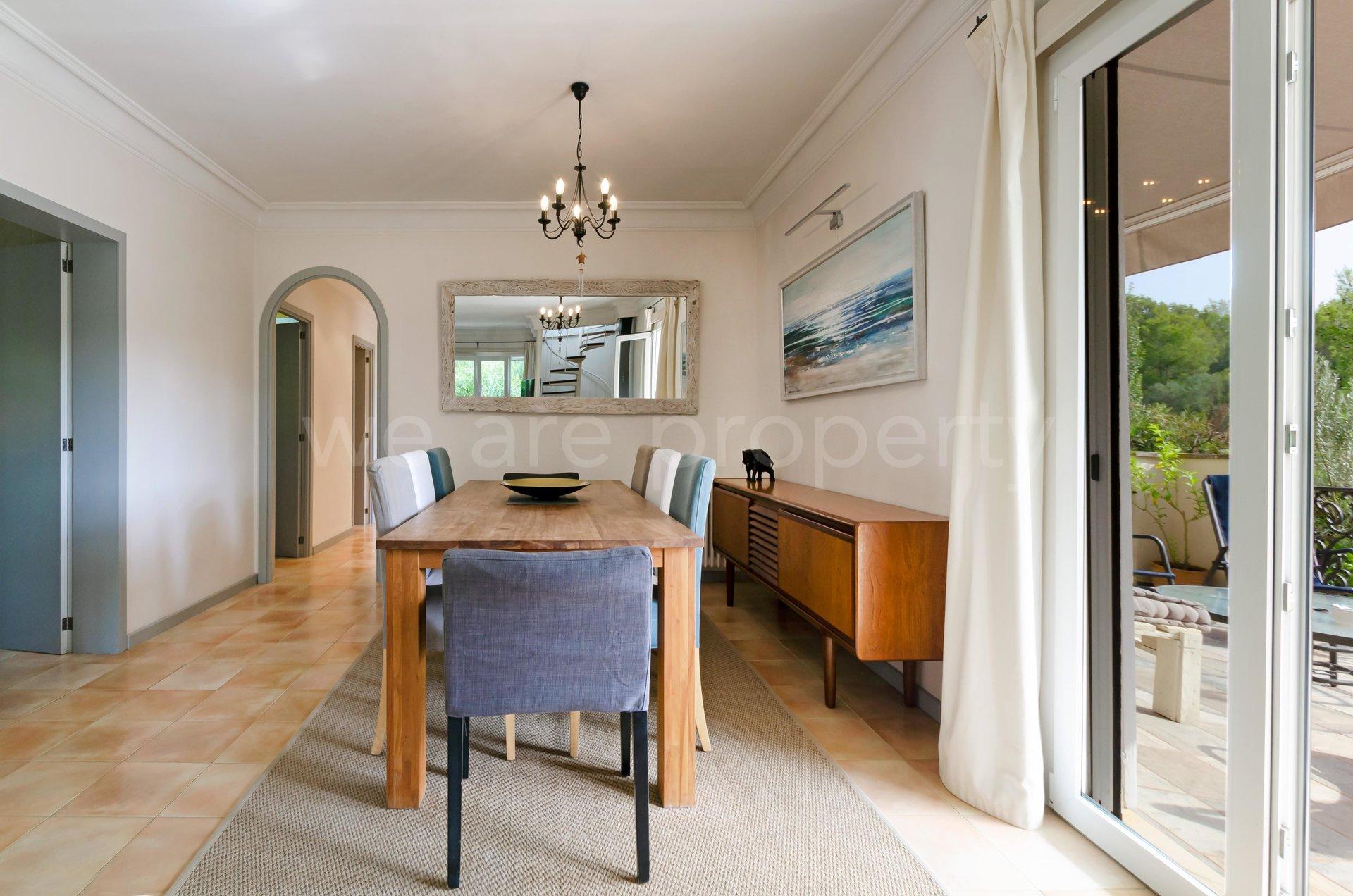 Preciosa casa con licencia de alquiler vacacional