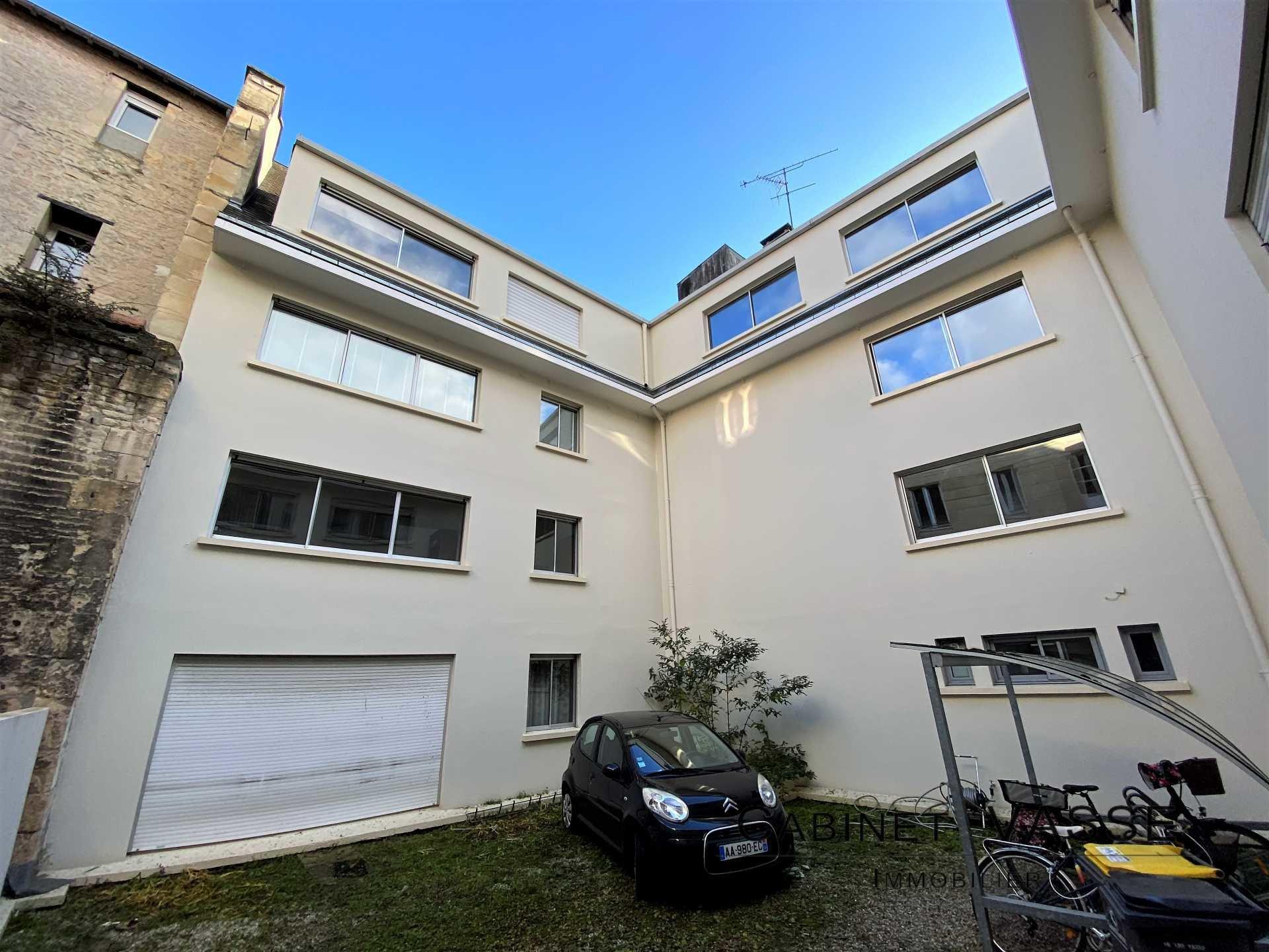 Caen, Vaugueux, résidence, cour, parking, vasse, a vendre