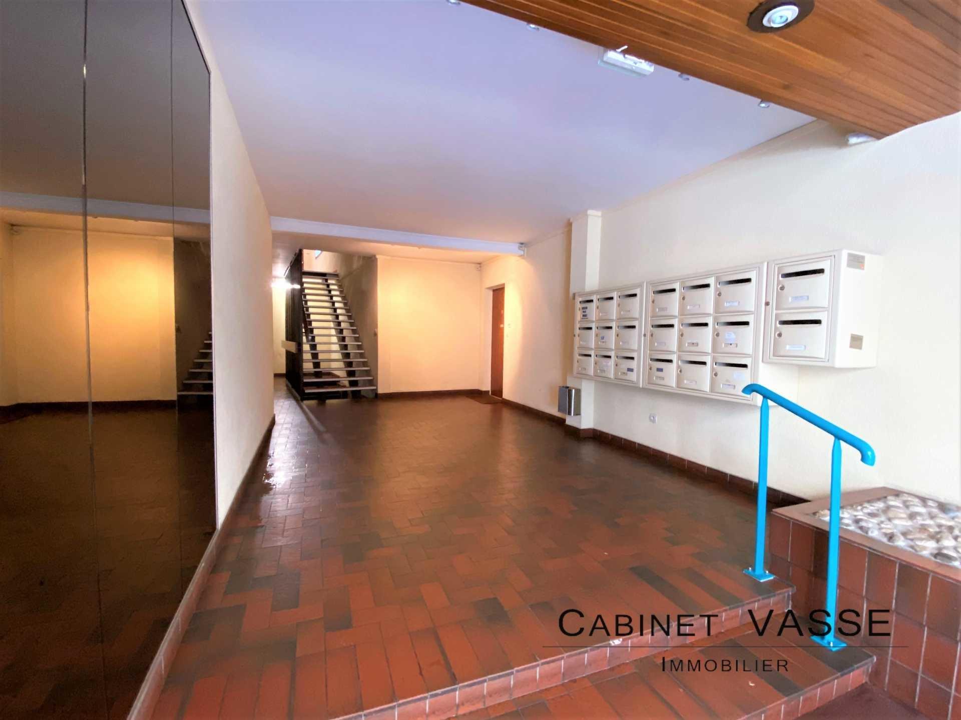 Caen, Vaugueux, résidence, standing, parties communes, vasse, a vendre
