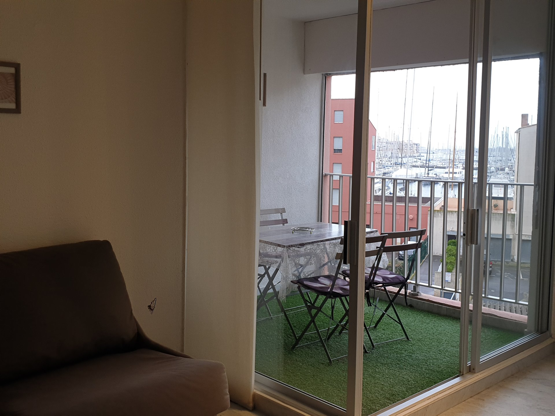 APPARTEMENT LE CAP D'AGDE PORT