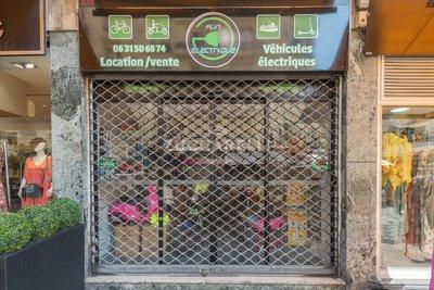 Droit Au Bail Magasin Zone Piétonne Nice