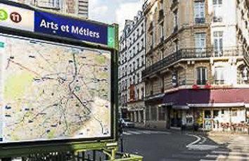 Arts et Métiers - 75003