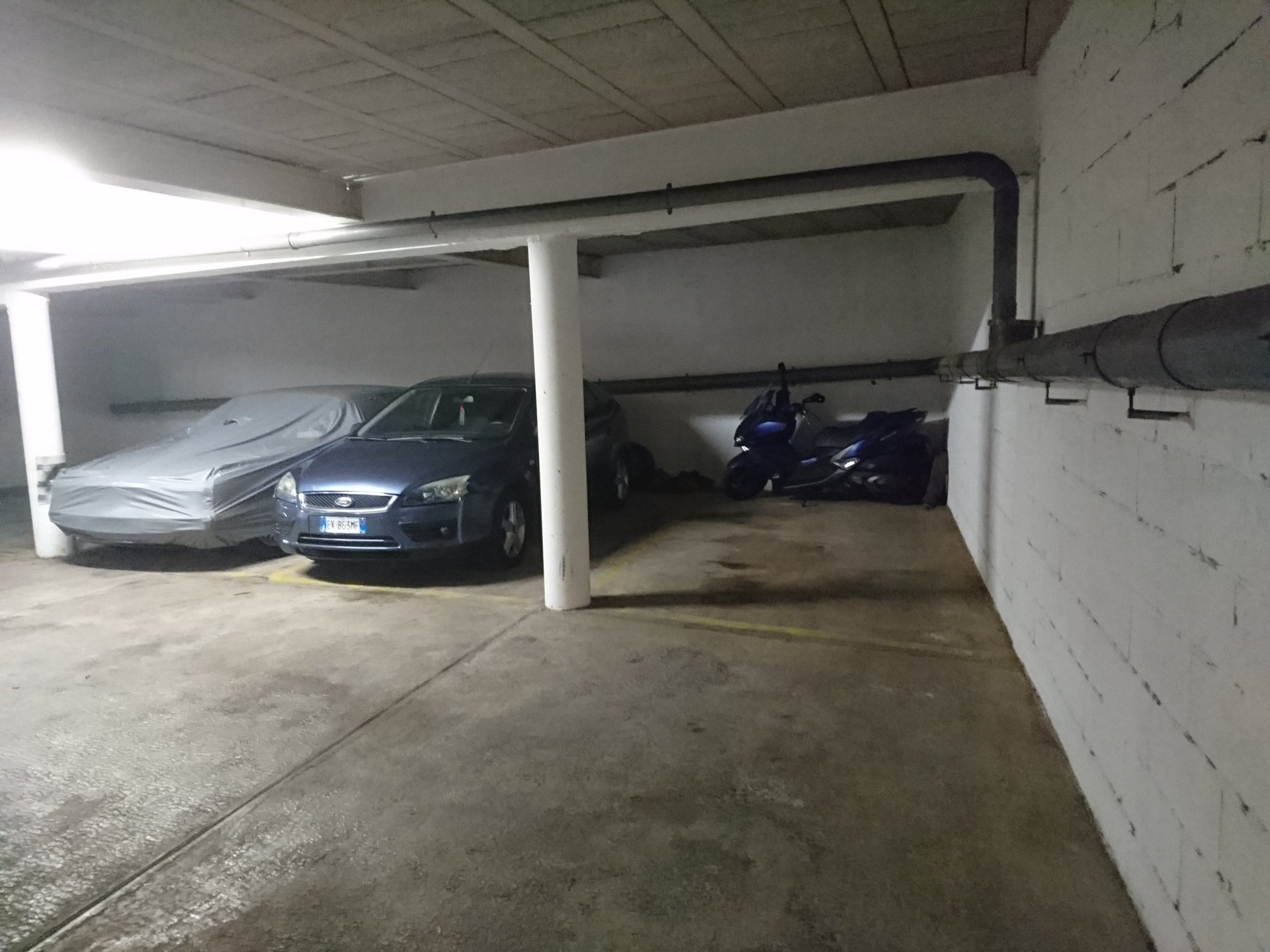 GOLFE JUAN Parking en sous sol