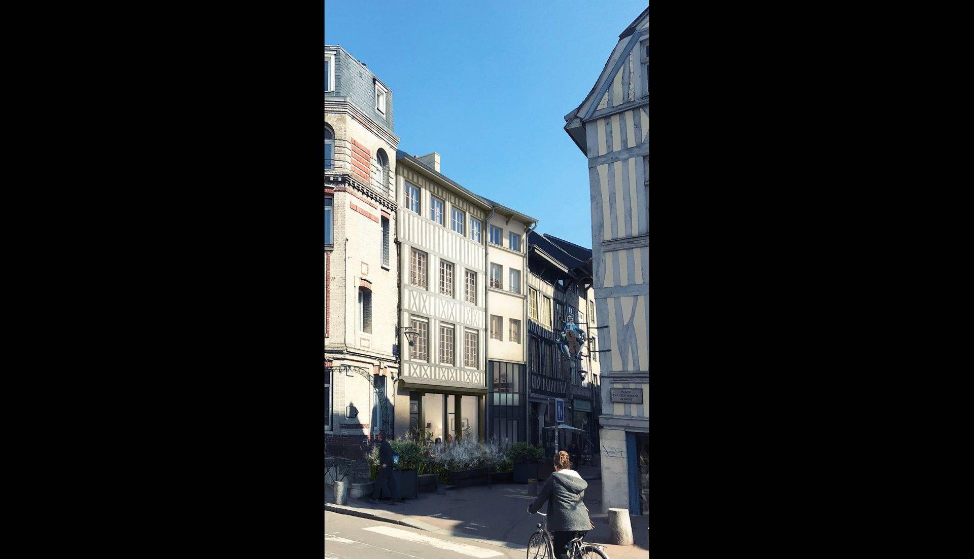 Programme Immeuble - Rouen